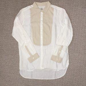 NWT Madewell Tunic Shirt